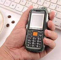Мобильный телефон ChanoDong V93 на 2 сим, 5800 мАч батарея и мощным светодиодным фонарем. Power Bank