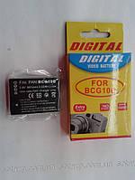 Аккумулятор для фото- видеокамеры Panasonic BCG-10E,  BCG10E   895mAh