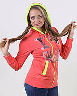 Молодежная спортивная кофта, фото 1