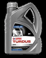 Масло моторное Lotos TURDUS SHPD 15W-40 5л