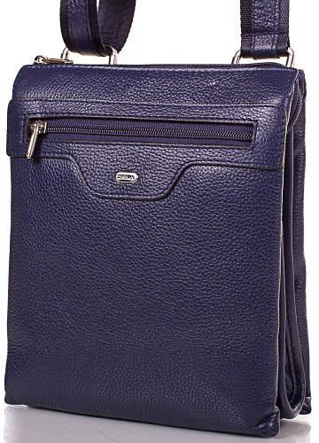 Кожаная мужская сумка DESISAN (ДЕСИСАН) SHI1342-6