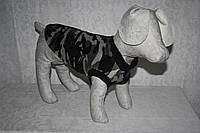 Жилет для собаки камуфляж