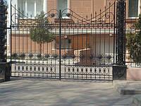 Решетки, ворота, перегородки
