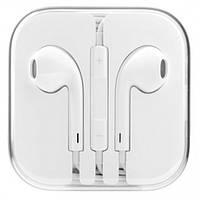 Гарнитура наушники EarPods для iPhone 5/5S/6/6+