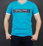 Стильная мужская футболка с надписью