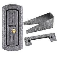 Вызывная панель видеодомофона H4-HD, ч/б камера с разрешением 1000TVL, противоударная, влагозащищённая