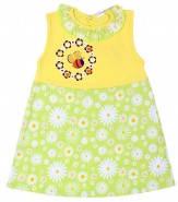 Платье летнее для девочки 1-2 года