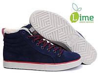 Кроссовки, Adidas Ransom Fur Blue