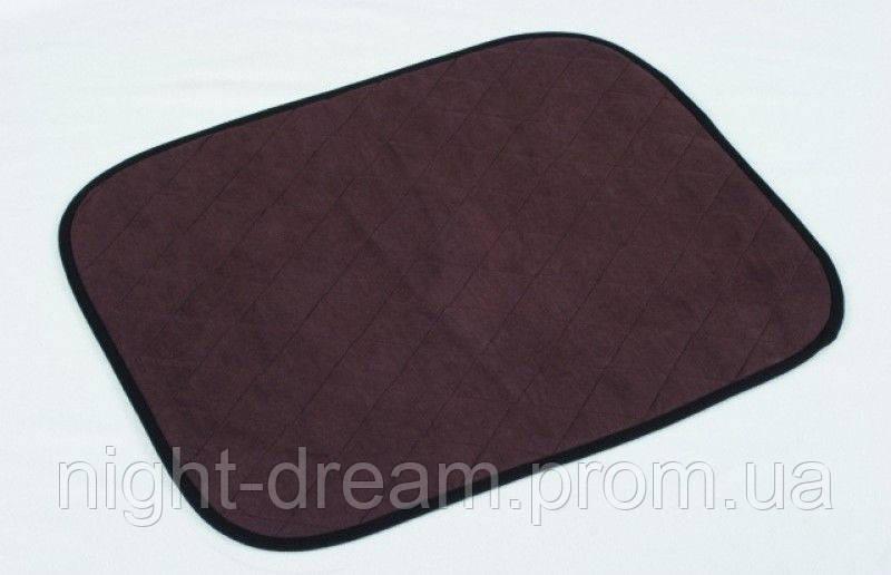 "Абсорбирующая пеленка ""UTEK"" 33х50 коричневая"