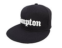 Черная кепка Compton