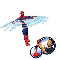 Человек-паук летающий, оригинал из США! Flying Heroes Marvel Comics, Spiderman