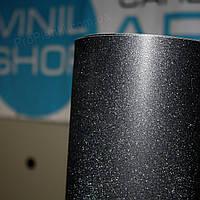 Пленка черная матовая алмазная крошка Catpiano 1,52м