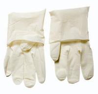 Перчатки смотровые опудренные нестерильные