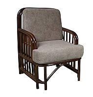 """Кресло """"Мамамия"""". Плетеная мебель из ротанга ."""