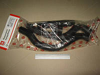 Патрубок радиатора ВАЗ 2110 (16 клап.) (компл. 4 шт.)  (производство Дорожная карта ), код запчасти: DK-1309