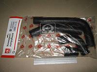Патрубок радиатора ВАЗ 21073 инж. (компл. 4 шт.)  (производство Дорожная карта ), код запчасти: DK-1317