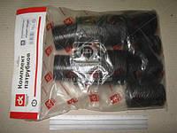Патрубок радиатора Т 150 (к-т 8шт)  (производство Дорожная карта ), код запчасти: DK-1349