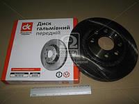 Диск тормозной Daewoo Lanos передний R14  (производство Дорожная карта ), код запчасти: 96179110