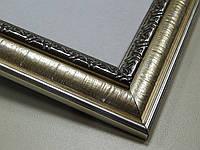 Рамка А3 (297х420).Рамка пластиковая 40 мм.Для картин ,фото,вышивок.