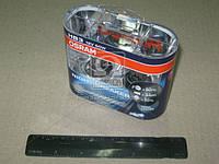 Лампа фарная HB3 60W 12V P20D Night Breaker Plus +110 (2 шт.) (производство Osram ), код запчасти: 9005NBU-HCB-DUO
