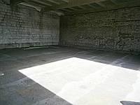 Бетонный пол в частном доме в Днепропетровске