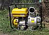 Бензиновая мотопомпа Sadko WP-100 (96 м³/час)