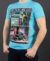 Летняя молодежная футболка