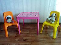 """Комплект мебели """"Украинский алфавит"""""""