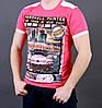 Стильная футболка для мужчин