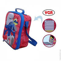 Детская сумка-рюкзачок мини VGR Гномики цвет красный (LB-1310-R)