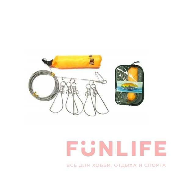 разные товары для рыбалки