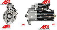 Стартер (новый) для Volkswagen (VW) LT 28-35 - 2.5 TDi. 9 зубьев. 2.0 кВт. Фольксваген ЛТ 2,5 тди, тді.