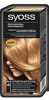 Палитра цветов краски для волос Syoss  8-7 Карамельный блонд