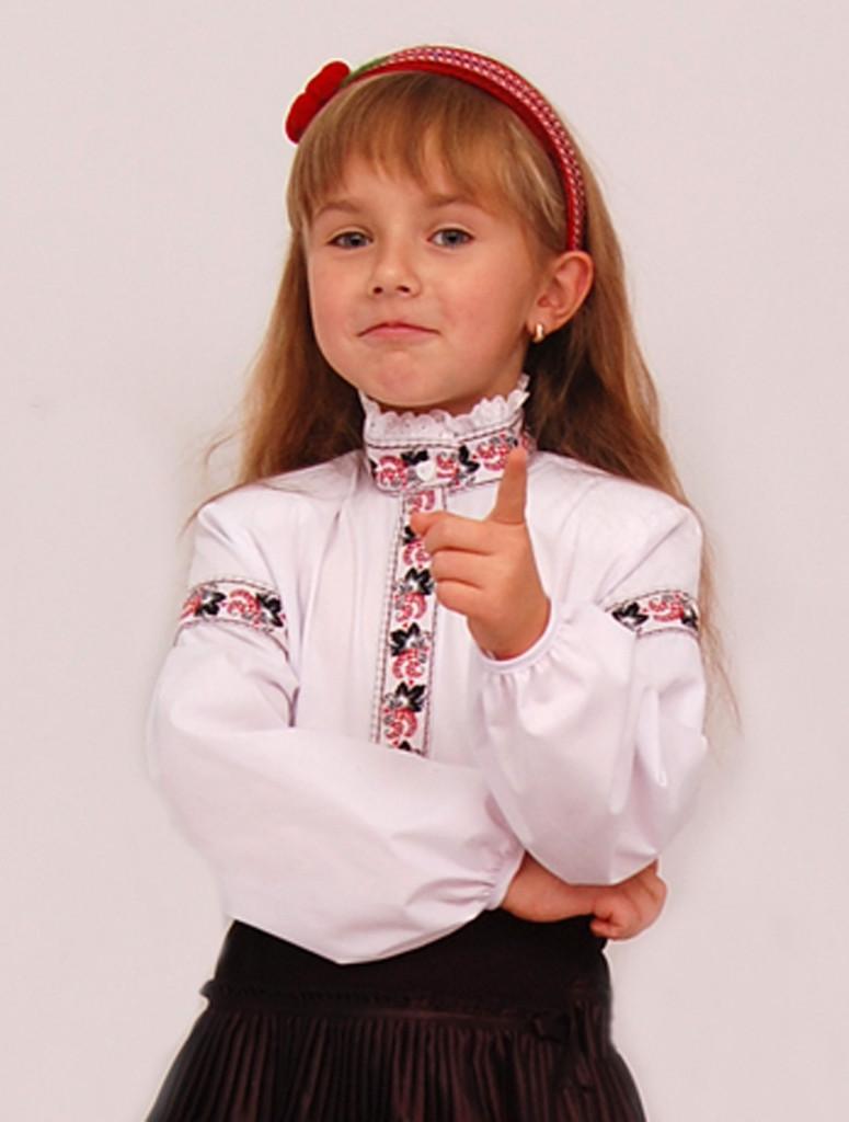 Блузка Школьная Для Девочки Купить С Доставкой