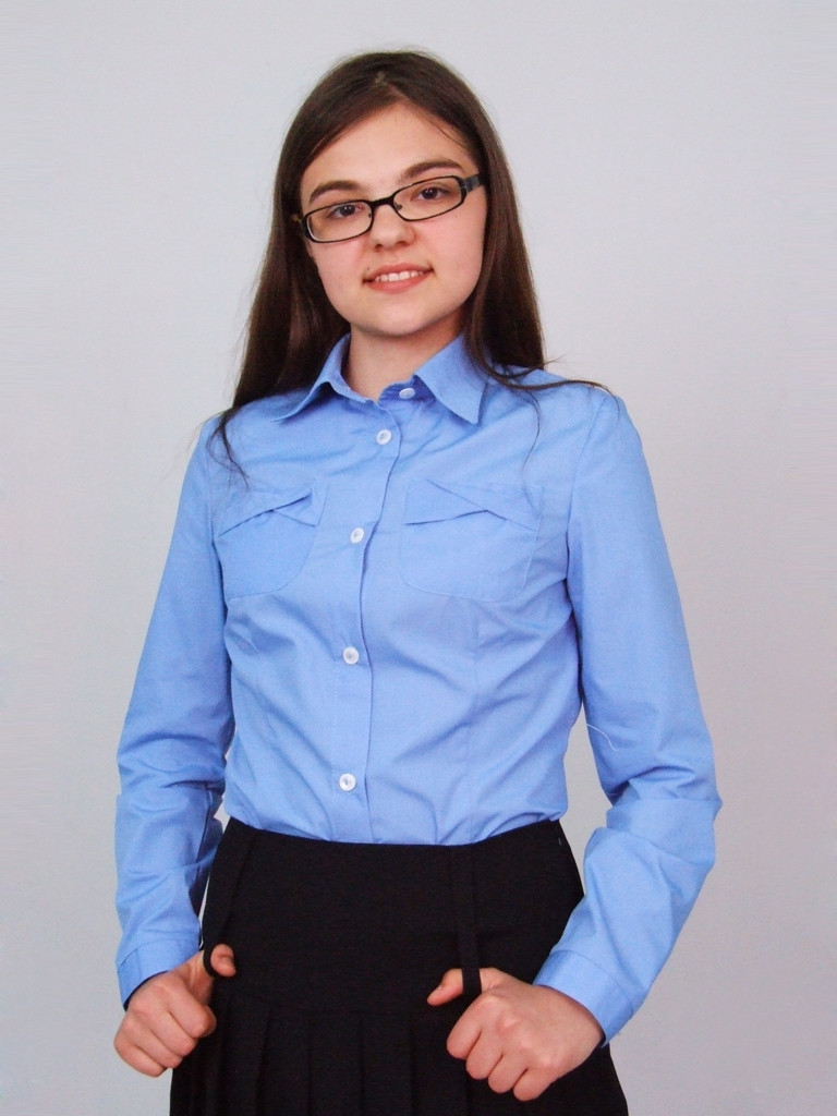 Школьные Блузки В Москве