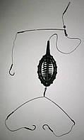 Фидерная кормушка оснащенная  овал Carpe Diem