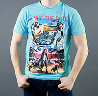 Качественная футболка из хлопка
