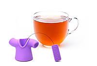 """Ситечко для заваривания чая """"Майка"""" (силикон)"""