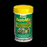 Tetra ReptoMin Junior 100 мл корм для молодых черепах