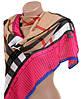 Модный широкий теплый шарф женский 190х90 вискоза A2633-13
