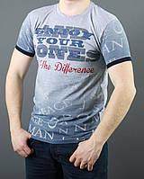 Классическая стильная футболка