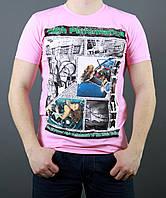 Летняя футболка от производителя