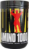Аминокислоты Universal Nutrition Amino 1000  500caps