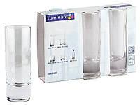 Набор стопок для водки Luminarc Islande 60мл 3шт  E5095