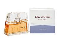 "Женский парфюм""Nina Ricci Love in Paris"" обьем 30 мл"