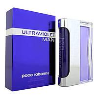 """Мужская туалетная вода""""Paco Rabanne Ultraviolet Man"""" обьем 50 мл"""