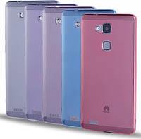 Cиликоновый TPU чехол для Huawei Ascend Mate 7