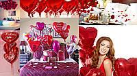 Оформление на День Святого Валентина под ключ!