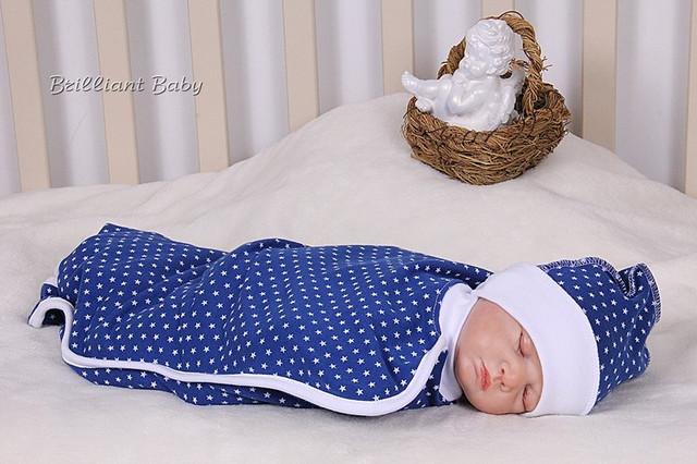 Кокон для сна для новорожденных
