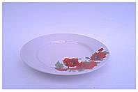 Тарелка керамическая с рисунком (ассортимент)